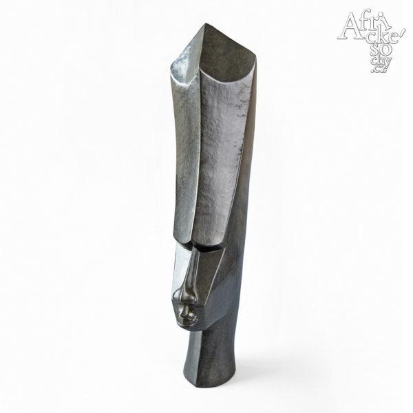 Skulptur von Steady Gomo: Stolze Schönheit