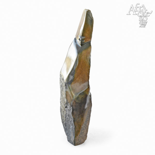 Skulptur von Victor Fire: Mann