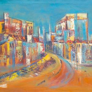 Gemelde von David Chinyama | Gemälden von afrikanischen Künstlern | Gemälden online kaufen