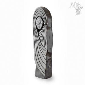 Skulptur von Factor Ziira | Steinskulpturen online kaufen | Steinskulpturen für Garten und Haus