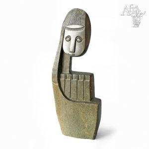 Skulptur von Merchers Chiwawa | Steinskulpturen online kaufen | Steinskulpturen für Garten und Haus