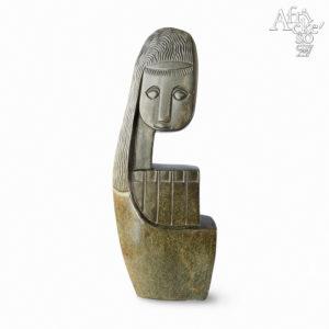 Skulptur von Merchers Chiwawa: Schönheit