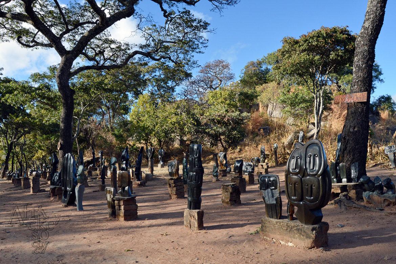 Tengenenge - Zimbabwe