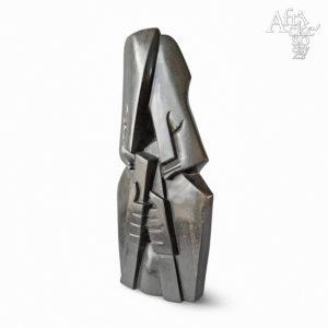 Skulptur von Crimio Simon: Paar Liebhaber