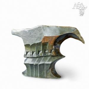 Skulptur von Master Gunja| Steinskulpturen online kaufen | Steinskulpturen für Garten und Haus
