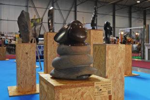 Atelier SteinSkulpturen.eu auf der Messe FOR DECOR & HOME