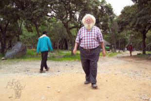 Tom Blomefield in Tengenenge